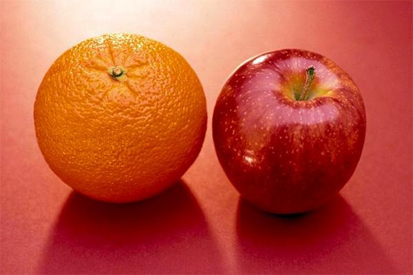 لغز صناديق الفاكهة والبطاقات الخطأ